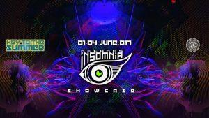 Insomnia Showcase @ Key to the Summer 2017