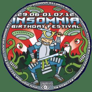 Insomnia Birthday Festival 2012