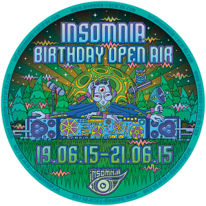 Insomnia Birthday Open Air 2015