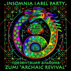 Insomnia Lable party