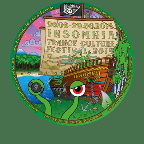 Insomnia trance culture festival 2014