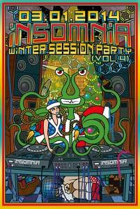 Insomnia Winter Session Party (vol.4)