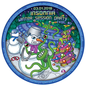 Insomnia Winter Session Party (vol. 8)