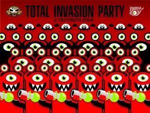 Total Invasion party
