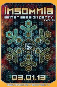 Winter Sessin Party part3